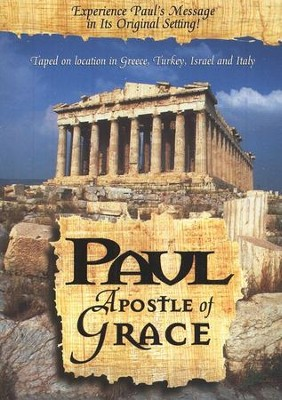 Paul, Apostle of Grace   -