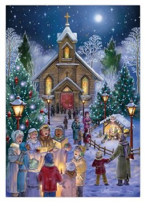 Midnight Mass Advent Calendar  -     By: Randy Wollenmann