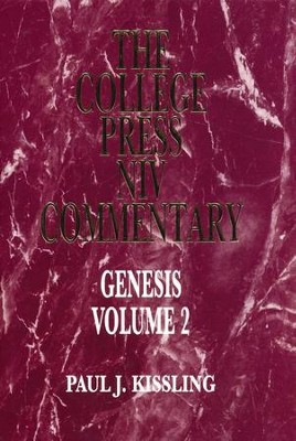 Genesis, Vol. 2: The College Press NIV Commentary   -     By: Paul J. Kissling