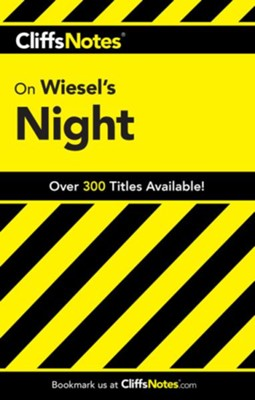 CliffsNotes on Wiesel's Night  -     By: Maryam Riess