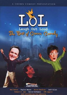 LOL: The Best of Crown Comedy, DVD   -