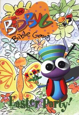 The Bedbug Bible Gang ®: Easter Party! DVD   -
