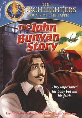 The Torchlighters Series: The John Bunyan Story, DVD   -