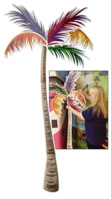 Discovery on Adventure Island: Decorating Palm Tree  -