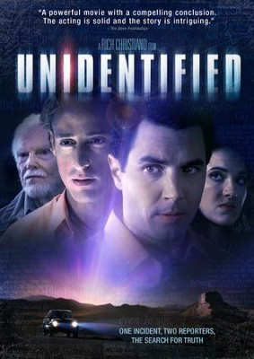 Unidentified, DVD   -