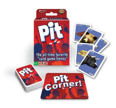 Pit, Card Game  -