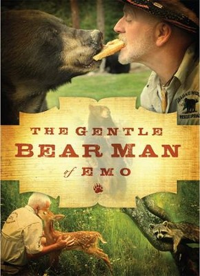 The Gentle Bear Man of Emo, DVD   -