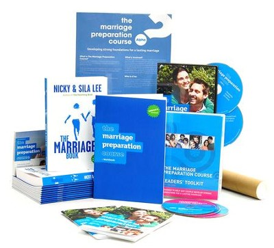 The Marriage Preparation Kit with DVD  -     By: Nicky Gumbel