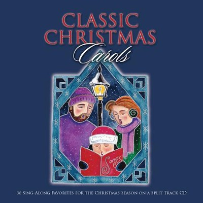 Classic Christmas Carols, Compact Disc [CD]   -
