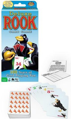 Rook Deluxe Card Game  -