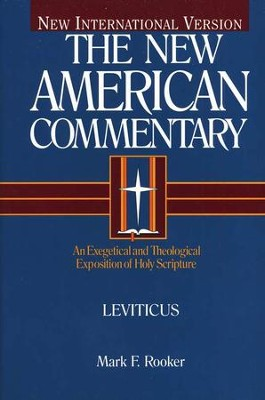 Leviticus: New American Commentary [NAC]   -     By: Mark F. Rooker
