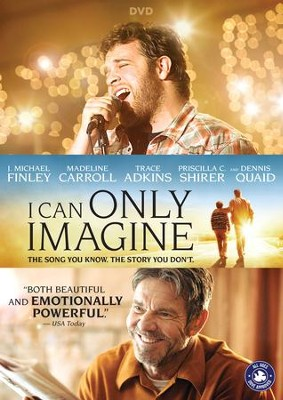 I Can Only Imagine, DVD   -