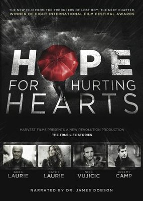 Hope for Hurting Hearts, DVD   -