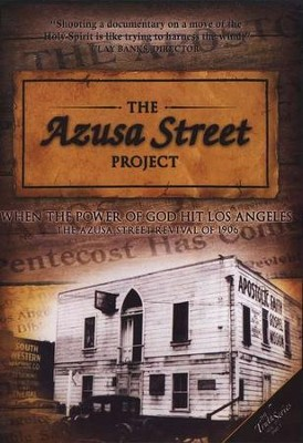 The Azusa Street Project, DVD   -