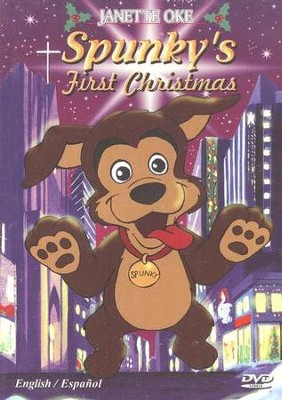 Spunky's First Christmas, DVD   -