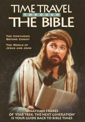 Time Travel Through the Bible, DVD   -