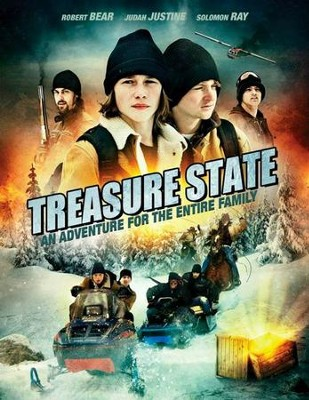 Treasure State DVD   -