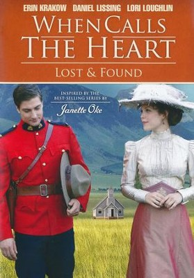 When Calls the Heart Series: Lost & Found, DVD   -