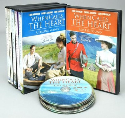 When Calls the Heart, Season 1 (6 DVD Pack)   -