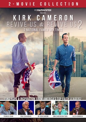 Revive Us & Revive Us 2, DVD   -     By: Kirk Cameron