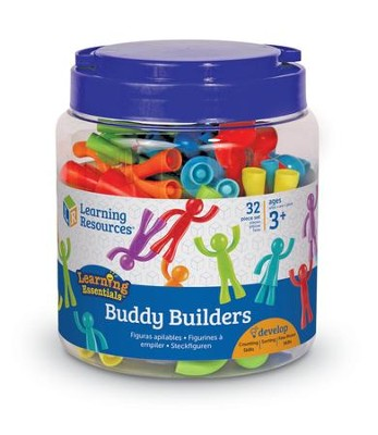 Buddy Builders, Set of 32  -