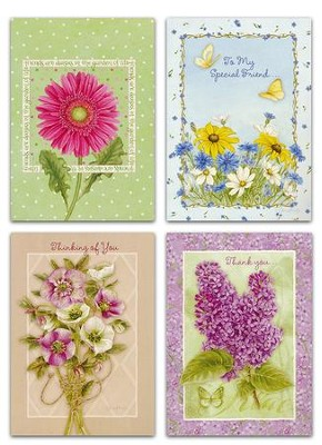 Blessings of Nature, All Occasion Cards, Box of 32  -     By: Jane Shasky