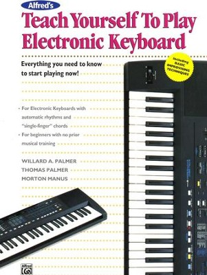 Teach Yourself to Play Electronic Keyboard, Book Only   -