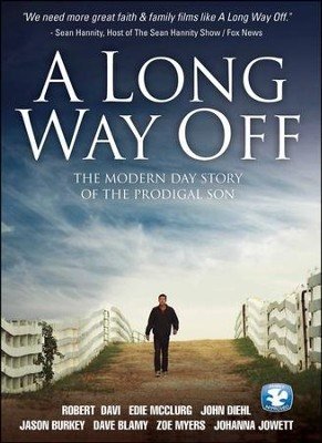 A Long Way Off, DVD   -