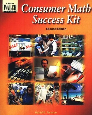 Consumer Math Success Kit, Second Edition   -     By: David Newton