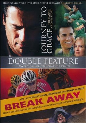 Journey to Grace/Break Away (Double Feature DVD)   -