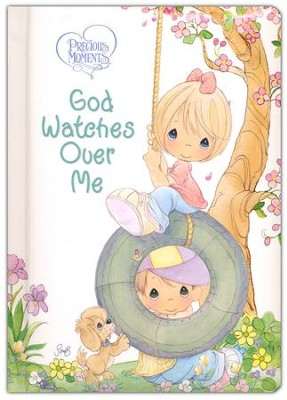 God Watches Over Me, Board Book  -