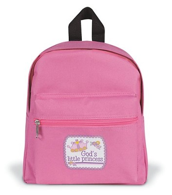 God's Little Princess Kids Backpack  -