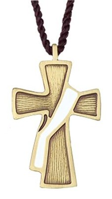 Deacon's Cross, White Sash  -