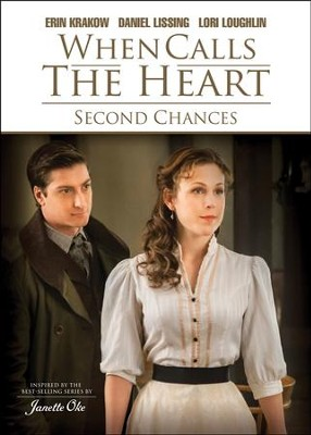 When Calls the Heart: Second Chances, DVD   -