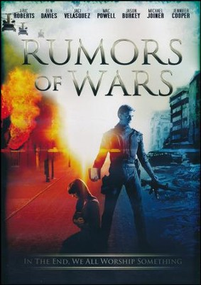 Rumors of Wars, DVD   -