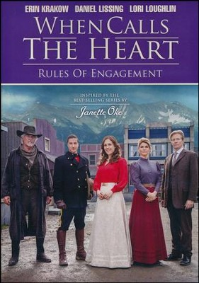 When Calls the Heart: Rules of Engagement, DVD   -