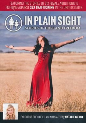 In Plain Sight: Stories of Hope and Freedom, DVD   -