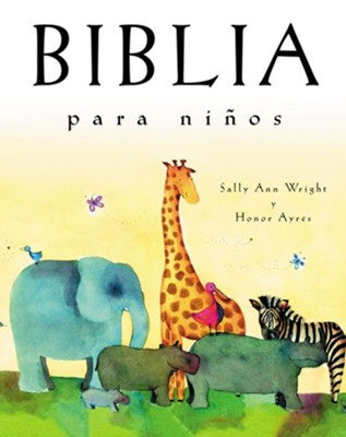 Biblia para Niños  (Bible for Children)  -
