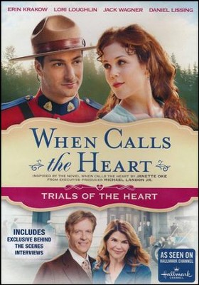 When Calls the Heart: Trials of the Heart, DVD   -