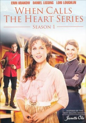 When Calls the Heart: Season 1 - Three DVD Set    -