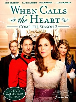 When Calls the Heart, The Complete Second Season , 10 Disc Collector's Edition  -