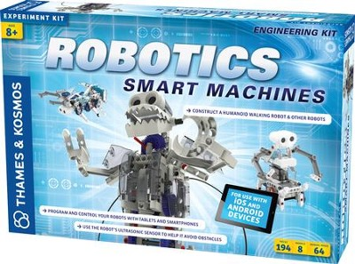 Robotics Smart Machine  -