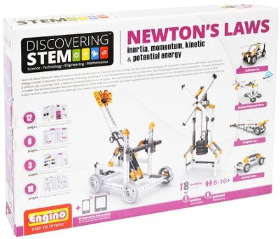 Engino Discovering STEM Newton's Laws  -
