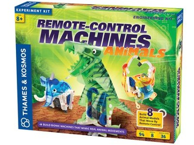 Remote Control Machine Animals  -