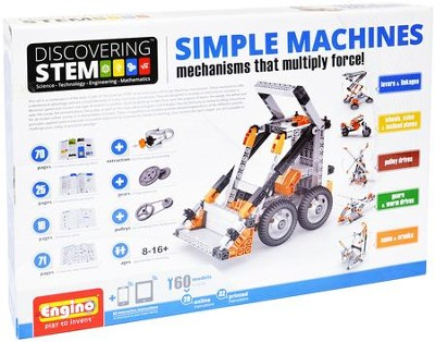 Engino Discovering STEM Simple Machines  -