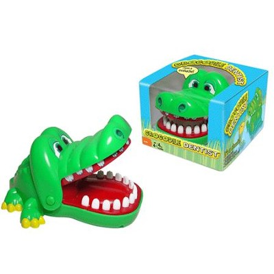 Crocodile Dentist Game   -