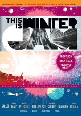 This Is Winter Jam, DVD   -     By: Various Artists