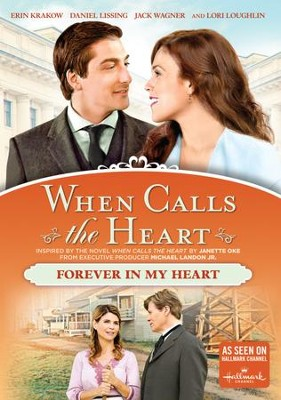 When Calls the Heart: Forever in My Heart, DVD   -