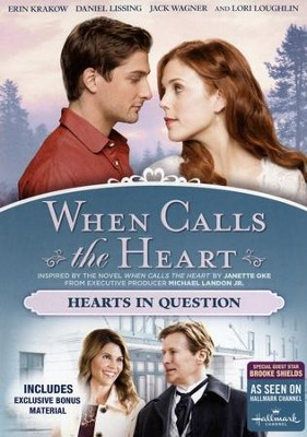 When Calls the Heart: Hearts in Question, DVD   -