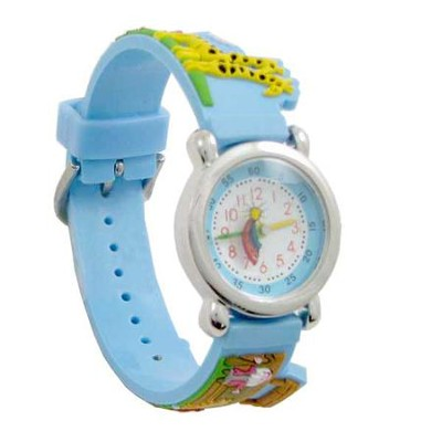 Noah's Ark Child's Watch, Blue  -